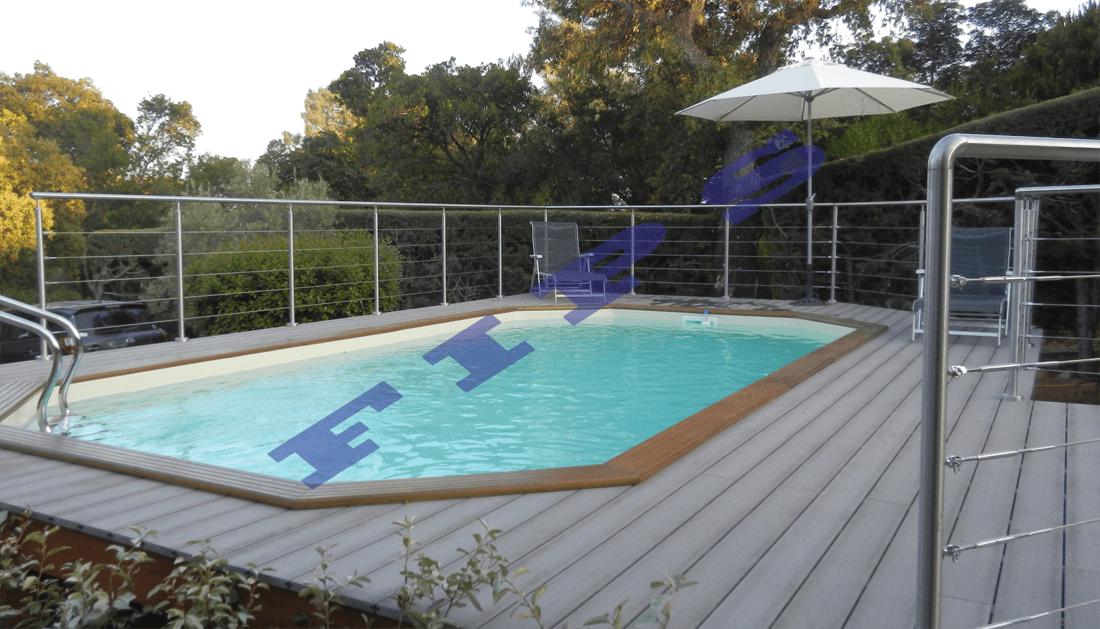 contour de piscine accastillage fips. Black Bedroom Furniture Sets. Home Design Ideas