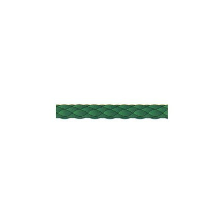 Garcette en polypropylène vert