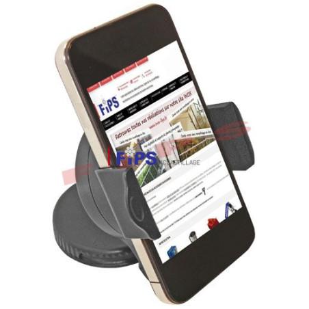 Support universel pour téléphone mobile en plastique