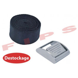 Destockage - Sangle avec boucle en inox 316