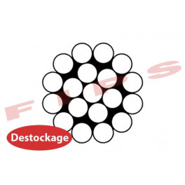 Destockage - Câble 1x19 en...