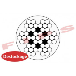Destockage - Câble 7x7...