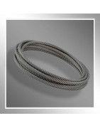 Câble inox et acier : vente en ligne de cables inox et acier au metre - FIPS