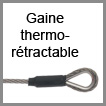 gaine thermoretractable