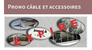 promo cables et accessoires
